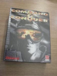Command & Conquer - Big Box - PC Rom + Manual - West Wood Studies
