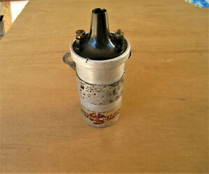 NOS FORD CUSTOMLINE MAINLINE F100 F250 F500 1958 1959 Star Model Ignition Coil