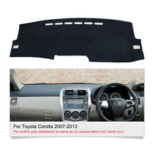 AU Fits For Toyota Corolla 2007-2013 DashMat Dash Cover Mat Dashboard Cover