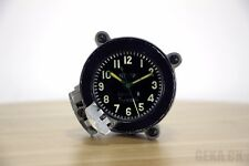 MINT! 117-ChS Clock for the Soviet tanks MADE in USSR AChS, Aircraft, MIG, RARE!