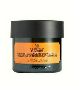 THE BODY SHOP Instant Radiance In-Shower Mask 75ml –VEGAN – FOR ALL SKIN TYPES