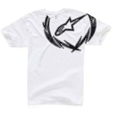 ALPINESTARS Metal Wreath Camiseta Blanco Tamaño S