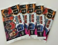 2020/21 Match Attax UEFA Soccer Cards - 5 Packets FREE SAME DAY TRACKED SHIP