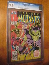 New Mutants #92 CGC 9.8