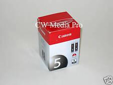 2 Genuine Canon PGI-5 iP4200 MP800 MP810 MP830 PGI5 ink