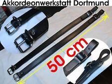 50 cm Verlängerung für Akkordeongurte, Riemen,    Extension for accordion straps