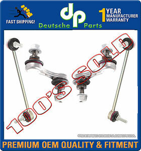 Front + Rear Stabilizer Sway Bar Link Links for BMW E39 528i 525i 530i Set 4 LR