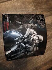 Star wars black series first order stormtrooper w/ gear amazon exclusive unopen