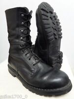 German/Austrian Lightweight Unlined/Half Lined Para Boots Army Surplus