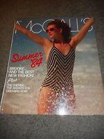 BROOKE SHIELDS - ORIGINAL MCALLS CATALOGUE COVER ONLY - SUMMER 1984 - #2