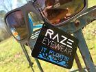 RAZE Eyewear Sunglasses Z Coast floating polarized fishing gray blue HDP