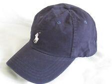 Prezzo di vendita + + Ralph Lauren Polo Giocatore di Baseball Cap Hat colore a scelta (nuovo/tag)