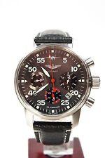 Russian Mechanical Chronograph Poljot 31681 watch AVIATOR Su C-37 Berkut Black 2