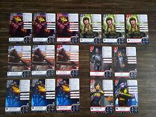 Lot 16 Cartes Promo Star Wars Assaut sur l'Empire VF / Imperial Assault