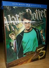 Harry Potter & the Prisoner of Azkaban (Blu-ray 3-Disc Set Ultimate Edition )