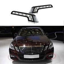 2x White 6LED Car SUV Driving Lamp Fog 12V DRL Daytime Running Light Universal