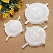 3 Sizes Dough Press Ravioli Pastry Pie Dumpling Maker Gyoza Empanada Mold Tools