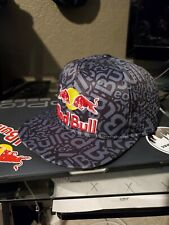 RedBull Snapback Hat (Athletes ONLY) ALL OVER PRINT