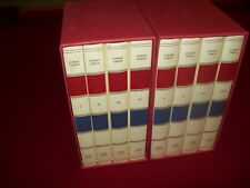 The History of the Decline and Fall of Roman Empire ~ The Folio Society ~ 8 Vol.