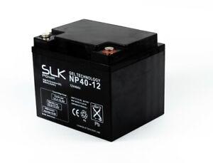 Machine Mart Clarke Jumpstart 4000 battery replacement 12v 40AH