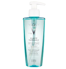 Vichy Purete Thermale Fresh Cleansing Gel Sensitve Skin Remover 6.7 oz 200 ml