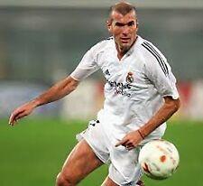 2006 Real Madrid vs Villareal Zinedine Zidane Last Match DVD