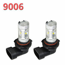Innovited 2pc CREE 9006 LED Bulb Fog DRL Daytime Running Light Pure White