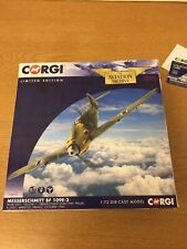 Corgi Aviation Archive Messerschmitt BF 109E-3 AA28001 1:72 Scale