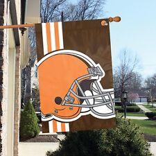 Cleveland Browns 2' x 3' NFL Licensed Bold Logo Banner / Flag - Free Shipping