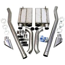 "JBA SIDE EXIT EXHAUST 50-2651 2.5"" 65-70 MUSTANG E SIDE EXHAUST KIT"