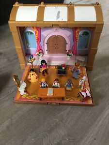 Playmobil Coffre De Princesse Transportable Collection Jouet 4249