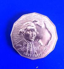AUSTRALIA - 1970 Captain James COOK 50 cent coin