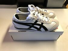 Asics Onitsuka Tiger Mexico 66 White Black DL907L-9990 EU 40 US 7 Men 8.5 Women