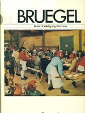BRUEGEL  WOLFGANG STECHOW GARZANTI 1992