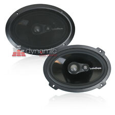"""Rockford Fosgate T1693 Car Stereo 6"""" x 9"""" 3-Way Power Series Coaxial Speakers"""