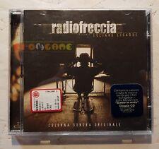 VA, LIGABUE - RADIOFRECCIA - 1ª edizione - SIAE Rosa - 2 CD 1998 - Usato FV