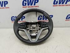 HYUNDAI TUCSON STEERING WHEEL LEATHER, TL, 07/15- 15 16 17 18 19 20