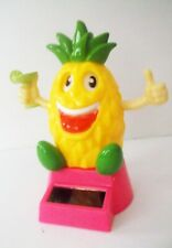 Solar Powered Dancing PineApple  Flip Flap with One Hand Thumps Up