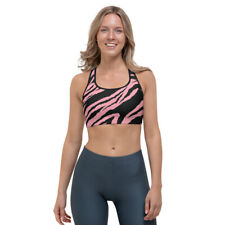 Sports bra Pink Tiger AA1 CLOTHING