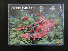 WARHAMMER 40K Eldar WAVE Serpent NUOVO con scatola