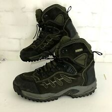 CABELAS RUNNER 83-0535 BROWN THINSULATE ULTRA DRY-PLUS BOOTS Mens 11.5 D HIKING