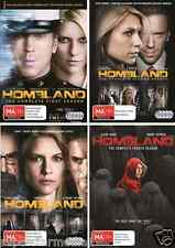 Homeland Season 1 - 4 : NEW DVD