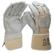 5 Paar Lederhandschuhe Handschuh Gr. 11 Gartenhandschuhe Arbeitshandschuhe