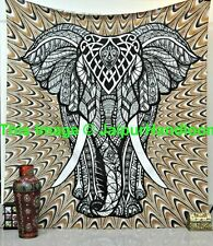 Large Elephant Tapestries Dorm Decor Cheap Wall Hanging Queen Cotton Bedding