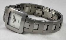 Valuable Ladies Festina watch designer piece viereck-form Very Elegant & Pretty