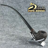 "BALANDIS "" CLARHER "" BRUCAR - BRIAR Churchwarden LONG TOBACCO smoking pipe LOTR"