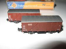 Roco Normalspur Güterwagen für Spur N Modelleisenbahn