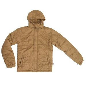 Cold weather jacket Size S Coyote Brown,for Hunting,military,snow sports, travel