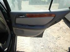 GS300     1998-2005 Door Trim Panel, PASSENGER Rear 37014