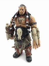 World of Warcraft Durotan Legendary Movie Jakks Pacific 2016 Original Figure